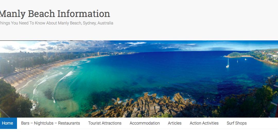 Manly Beach Info