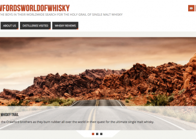 Crawfords World of Whiskey