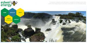 Edwel Energy Website