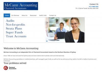 McCann Accounting